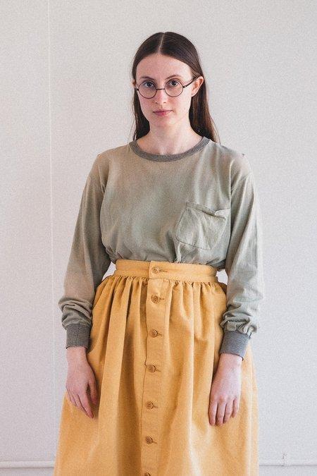 Vintage Pajama Top 03