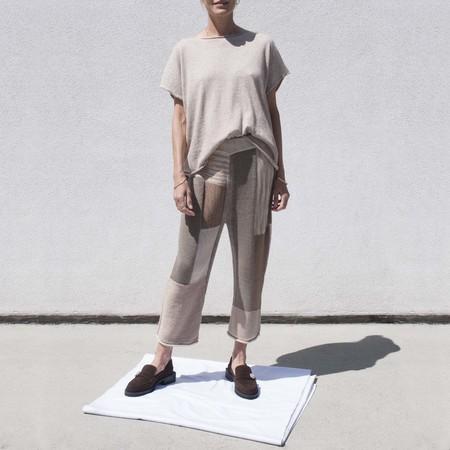 Lauren Manoogian Log Cabin Pants - Mix