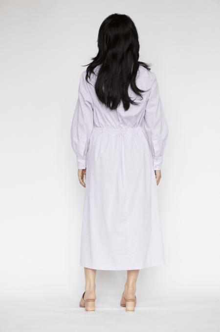 Christine Alcalay Georgia Cotton Poplin Dress