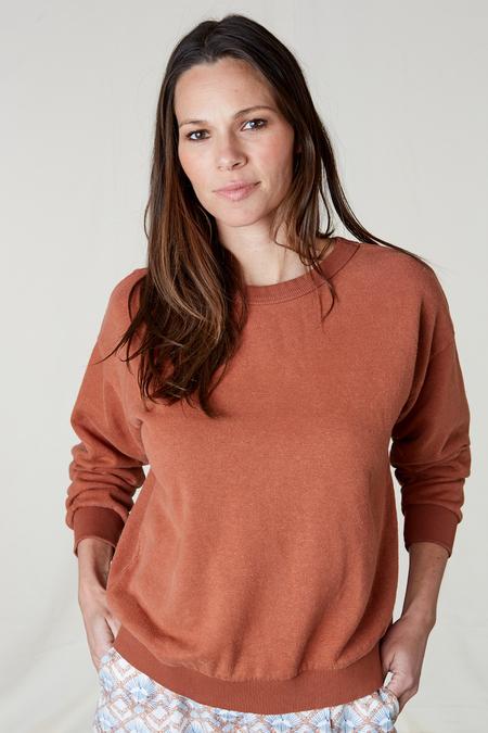 Jungmaven Yakama Cropped Sweatshirt