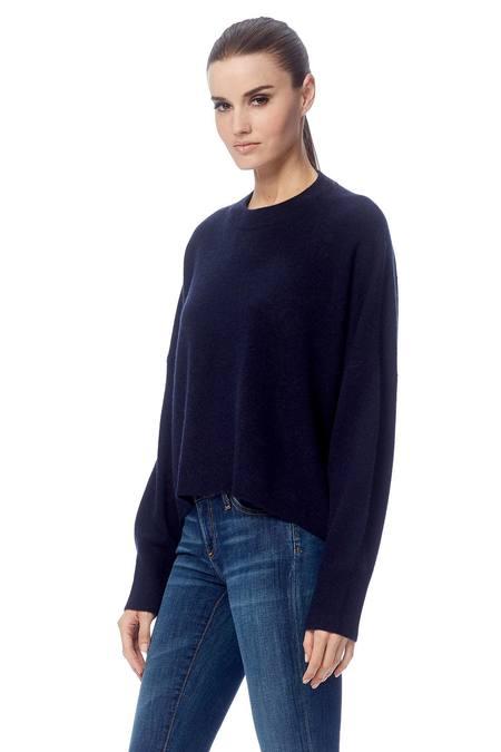 360 Cashmere Makayla Sweater - navy