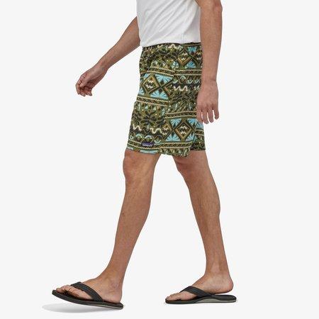 "Patagonia Baggies™ 7"" Longs shorts - Palo Green"