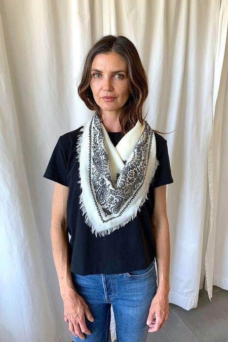 Destin BV Bandana scarf - White