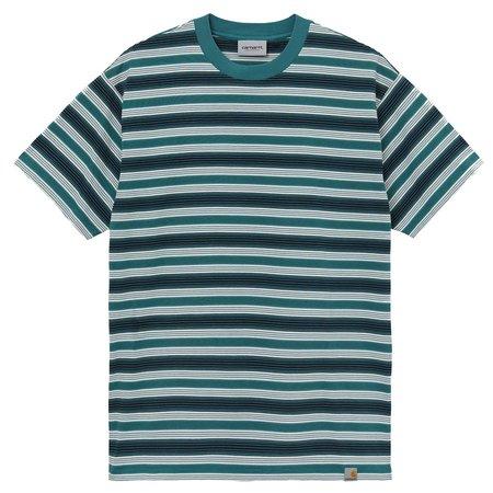 CARHARTT WIP S/S Otis T-Shirt - Otis Stripes Wax