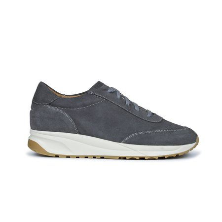 Unseen Footwear Suede Contrast - Grey