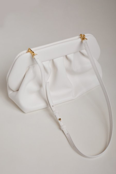 Themoire Bios Basic Bag - White