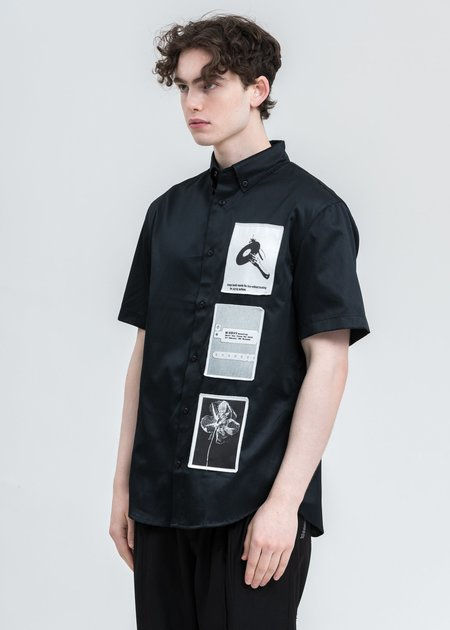 MISBHV Recordings Shirt - Black