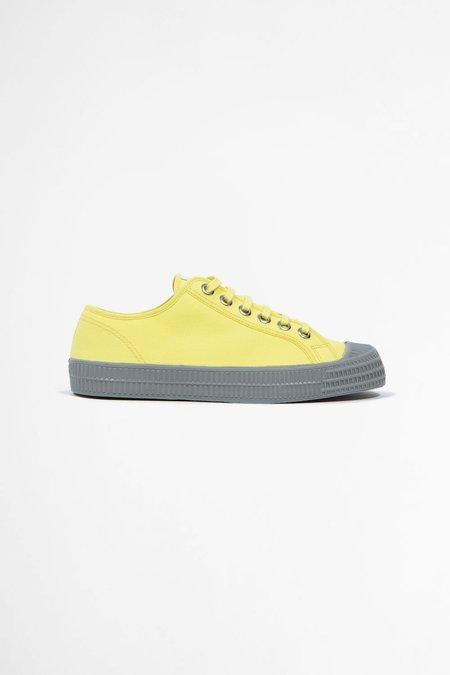 Novesta Star master sneakers - citron/grey
