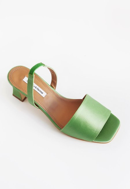 About Arianne Joan Sandal - Grass