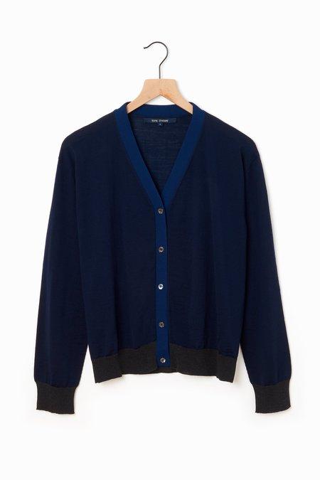 Sofie D'Hoore Mystery Sweater - Dark Navy