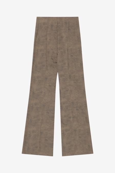 Han Kjøbenhavn Straight Leg Leggings - Washed Brown