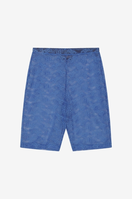 Han Kjøbenhavn Bike Shorts - Blue