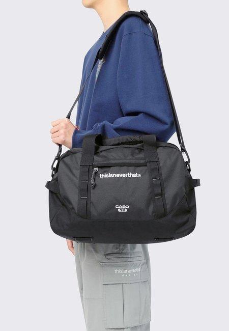 ThisIsNeverThat CA90 18 Duffle bag - black