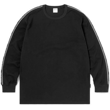 ThisIsNeverThat Taped L/SL Top - Black
