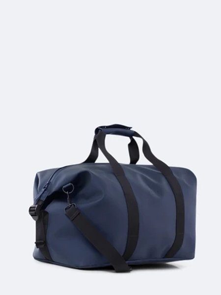 Unisex Rains Weekend Duffle Bag - Blue
