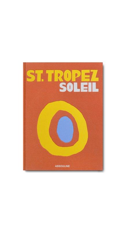 Assouline St. Tropez Soleil Book