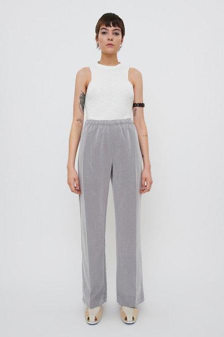 Our Legacy Flow Trouser - Galvanized Grey Solaro