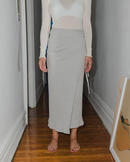 Baserange Brig Organic Cotton Skirt