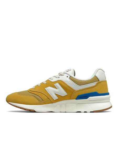 New Balance 997H sneakers - Varsity Gold/Rogue Wave