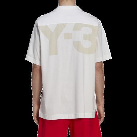adidas x Y-3 Classic Offset Logo SS GV4186 Tee - White