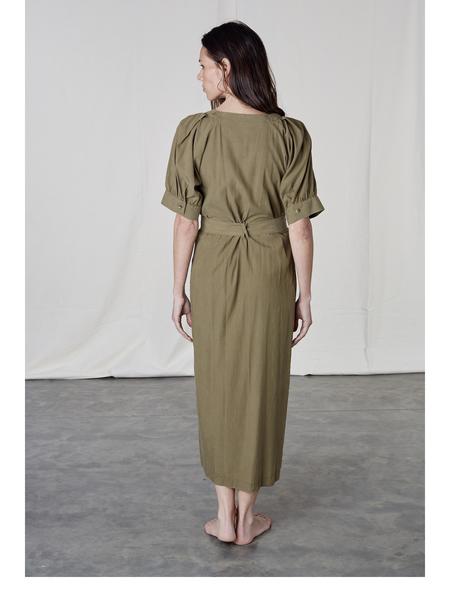 sita murt Belted Dress
