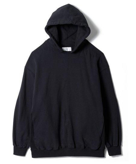Sandinista MFG Hooded Sweat Shirt - Black
