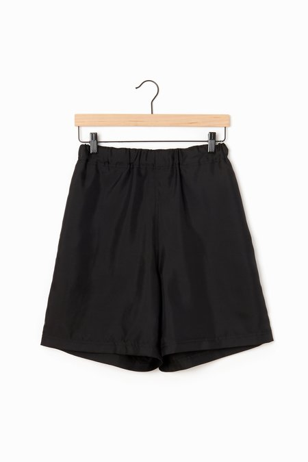 Sofie D'Hoore Puff Shorts - Black