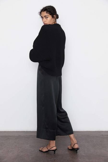 St. Agni Norma Silk Pants