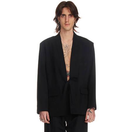 Ambush Kimono Blazer - Black