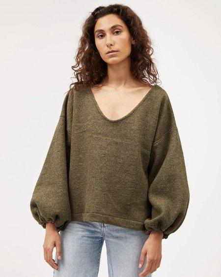 Dominique Healy Minka Jumper sweater - Khaki