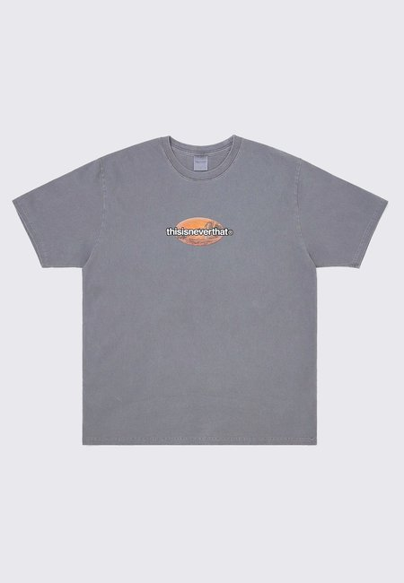 ThisIsNeverThat Overdyed Mars T-Shirt - dark slate