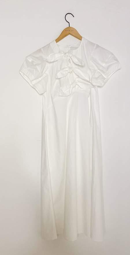 Fabiana Pigna Egon Dress - White