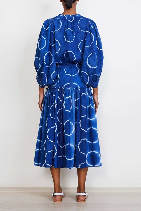 Apiece Apart Dulce Circle Skirt - SHIBORI