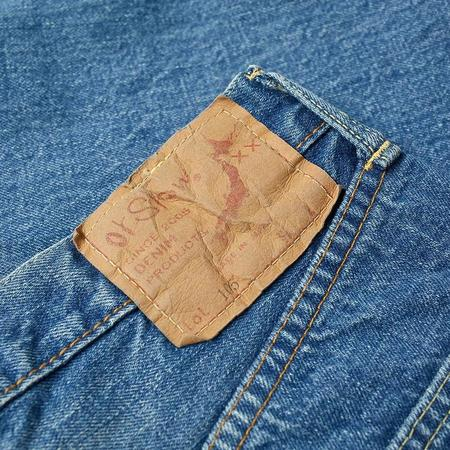Orslow 105 2-Year Wash Standard Jeans