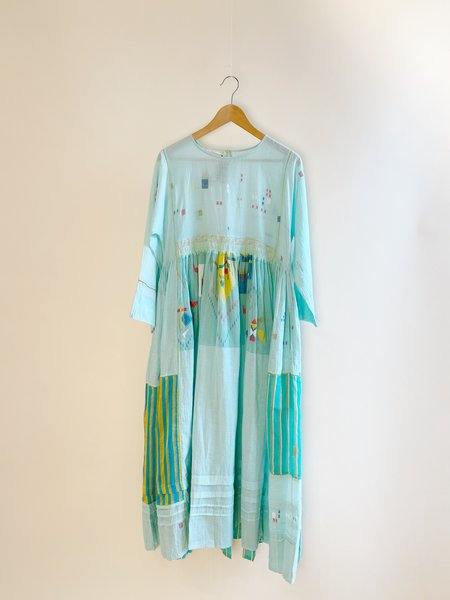 Injiri Utsav 03 Dress - sea green