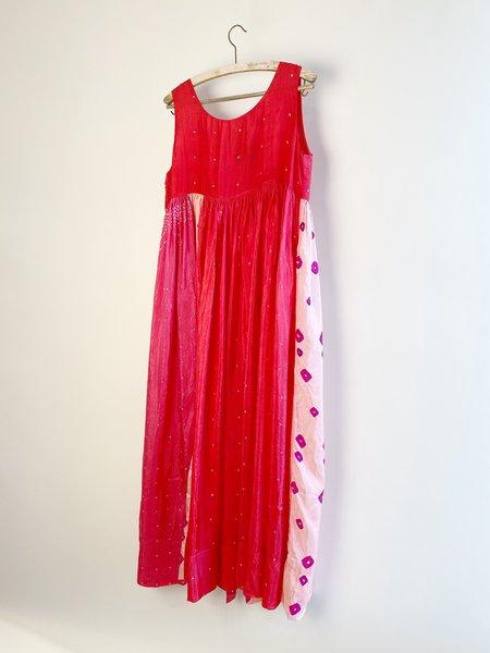 Injiri Utsav-11 Dress - Pink