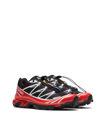 Salomon XT-6 Advanced Sneakers - Red/Black