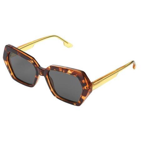 KOMONO Poly Havana Combi Sunglasses - Multi