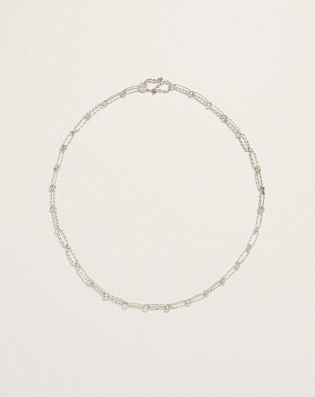 Pamela Love Annika Handmade Chain - Sterling Silver