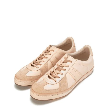 Hender Scheme Veg Manual Industrial Products 05 Sneaker - Natural