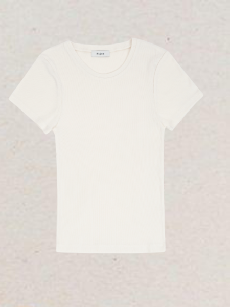 By Signe Organic Cotton T-shirt - Off White