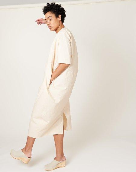 Lauren Manoogian Hunch Dress - Parchment