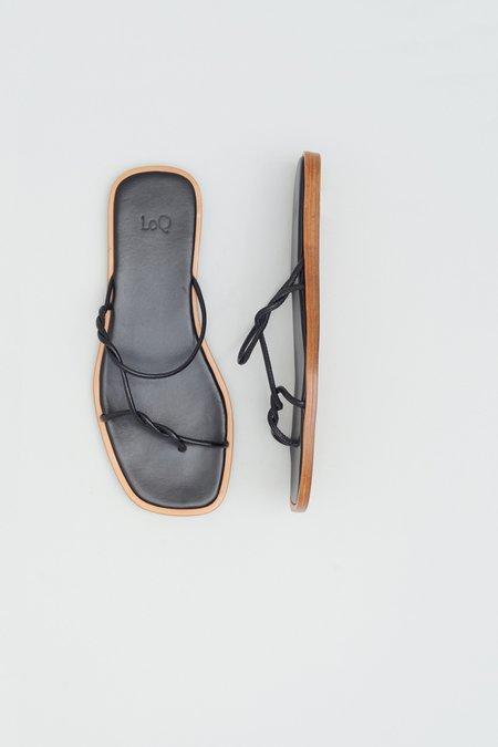 LOQ Maura Sandals - Black