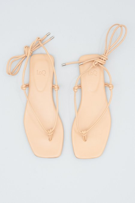 LOQ Teo Sandals - Dune