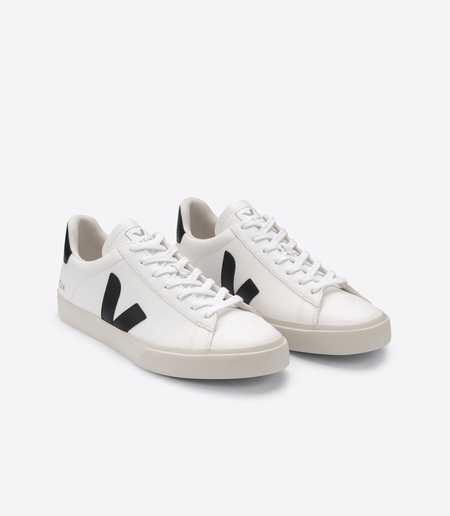 VEJA Campo Chromefree Extra sneakers - White/Black