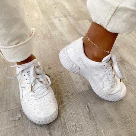 Thatch Finn Anklet
