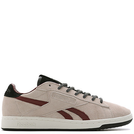 REEBOK CERTIFIED X SOCIAL STATUS NPC UK DAPPER COURT / TAN SUEDE
