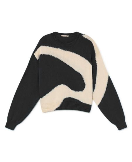 Paloma Wool Pin Sweater - Black