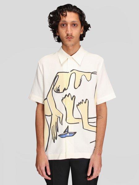 Séfr Suneham Shirt - Union Print
