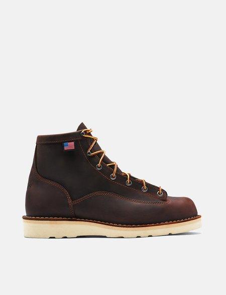 """Danner Bull Run 6"""" Boot - Brown"""